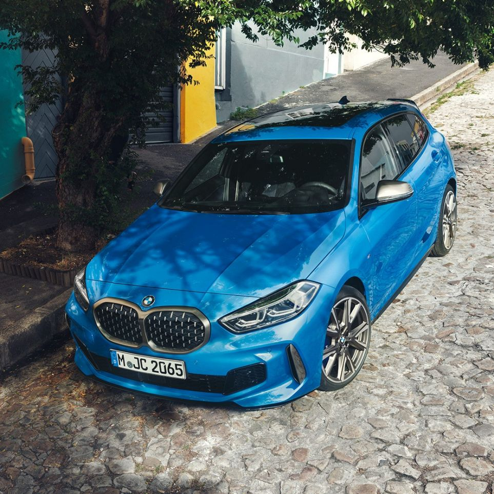 The all-new BMW 1 Series at a glance