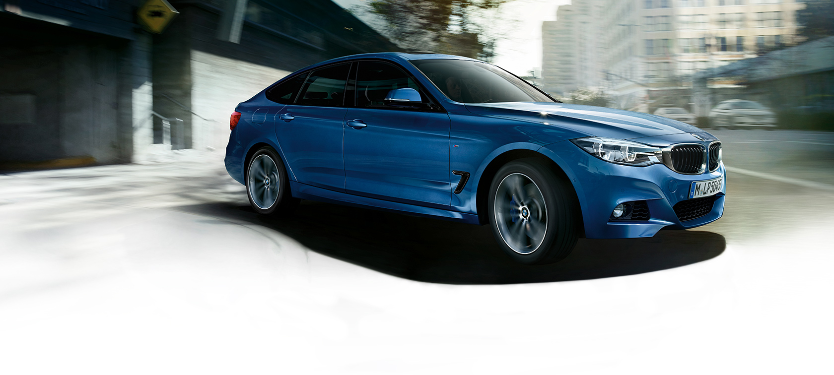 The Bmw 3 Series Gran Turismo At A Glance
