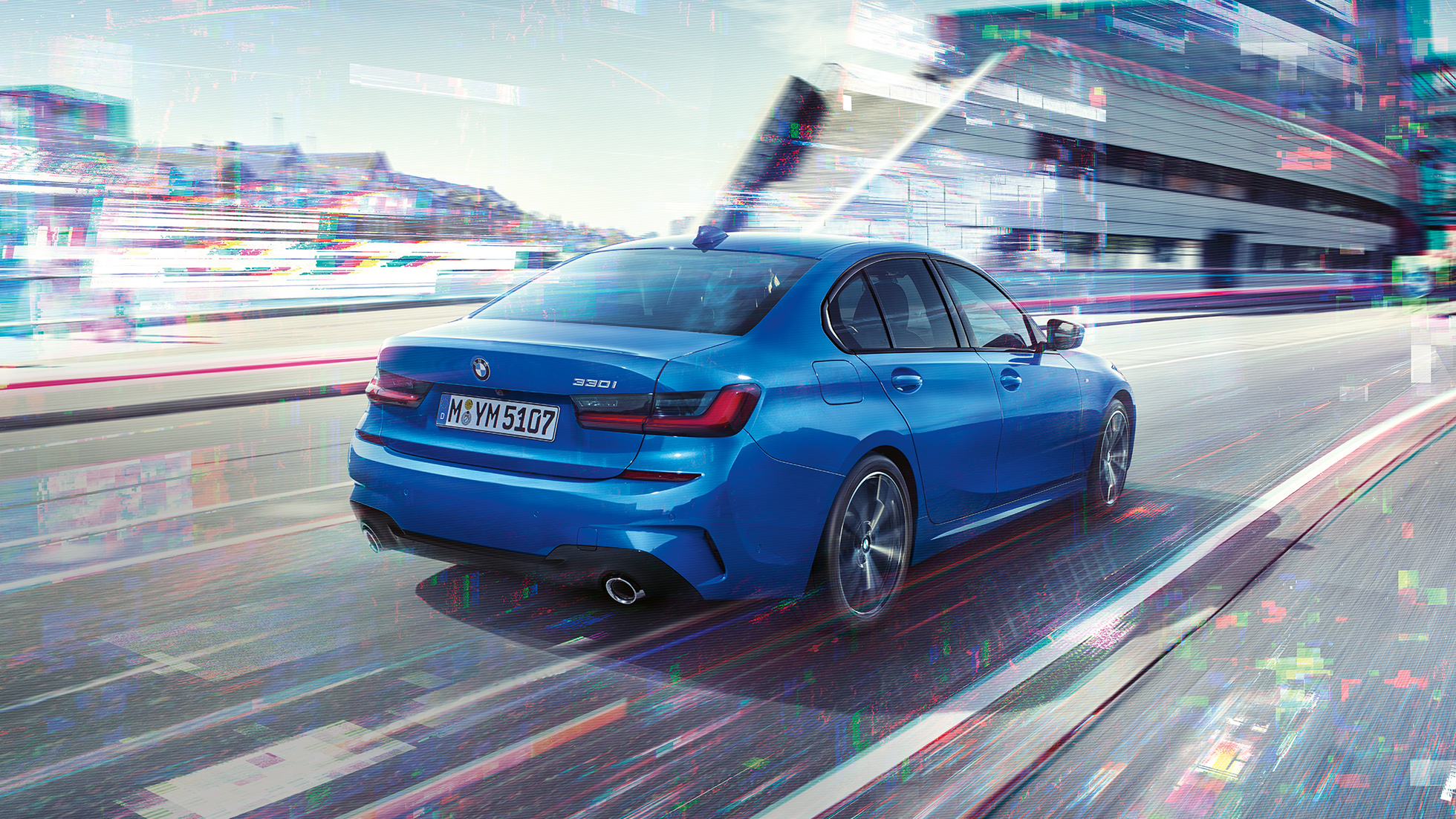 BMW 3 Series Saloon: Discover Highlights | BMW.ie