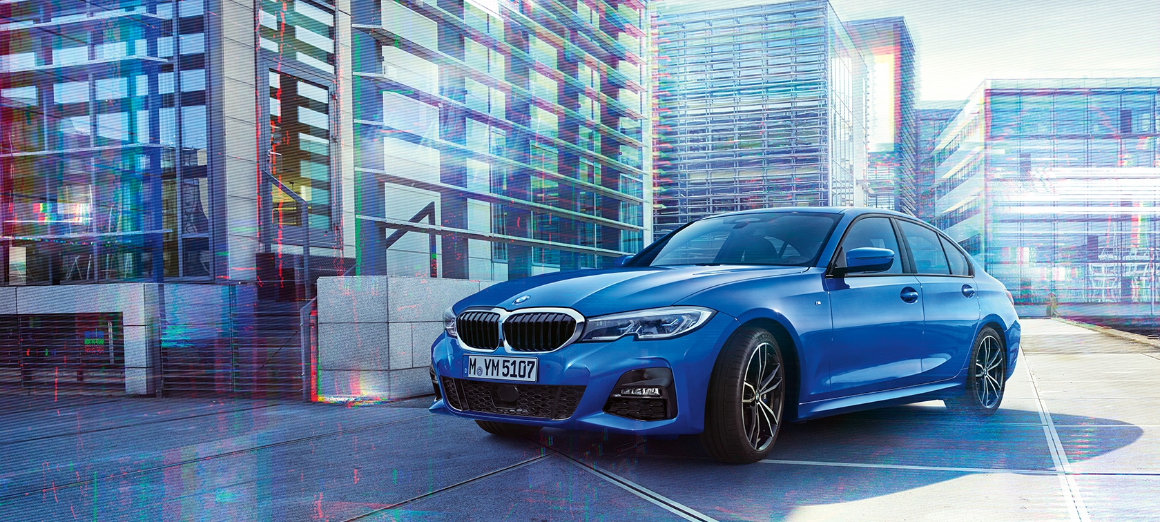 BMW 3 Series Saloon, technical data