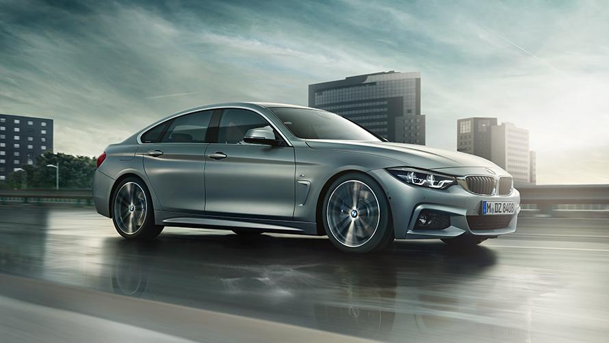 BMW 4 Series Gran Coupé: Images & Videos