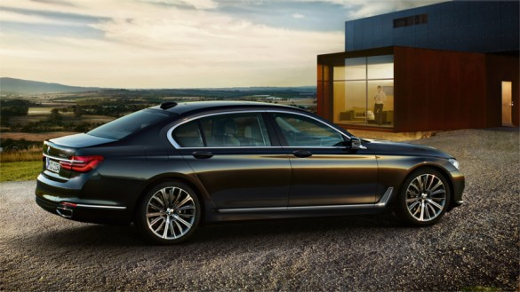 Design. The New BMW 7 Series ...