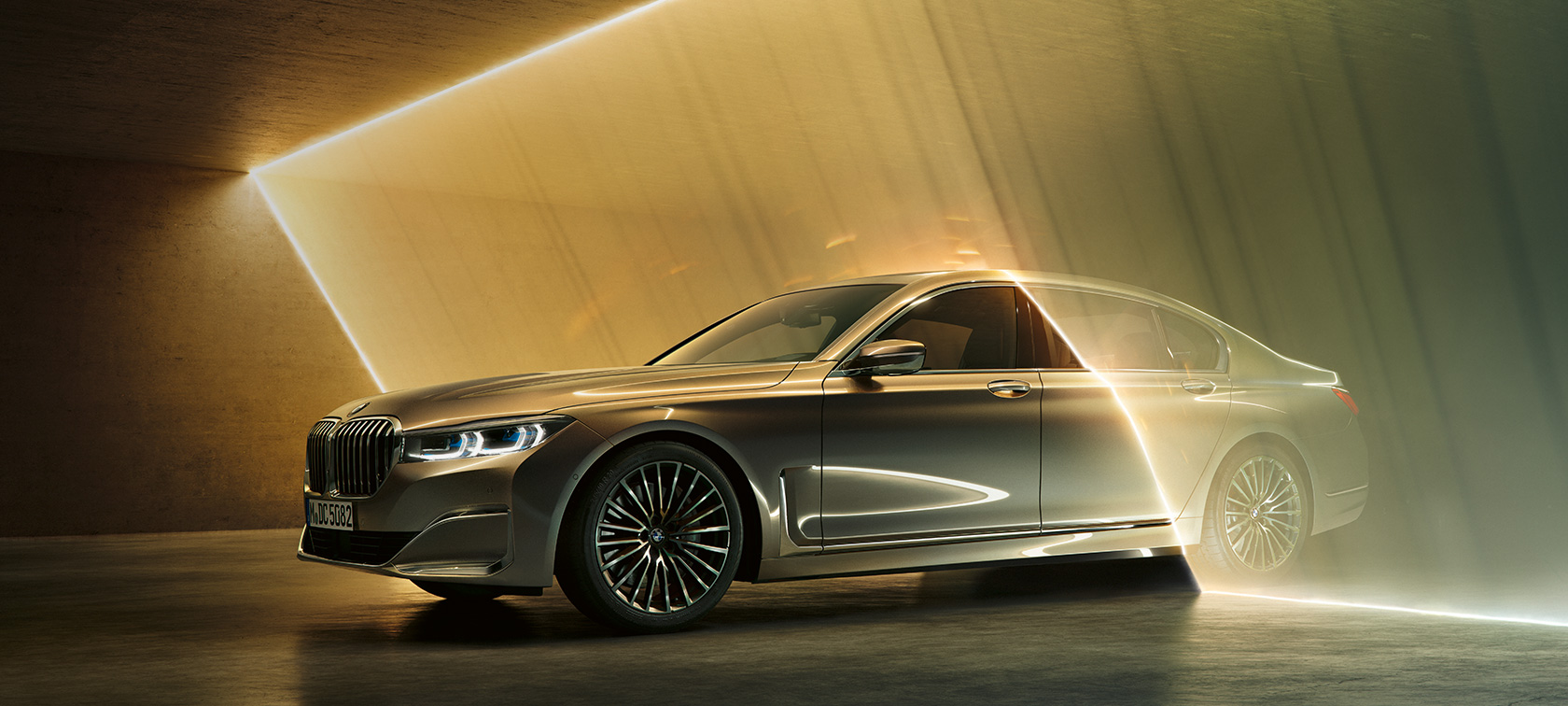 New Bmw 7 Series >> Bmw 7 Series The Saloon Of The Luxury Class Bmw Ie
