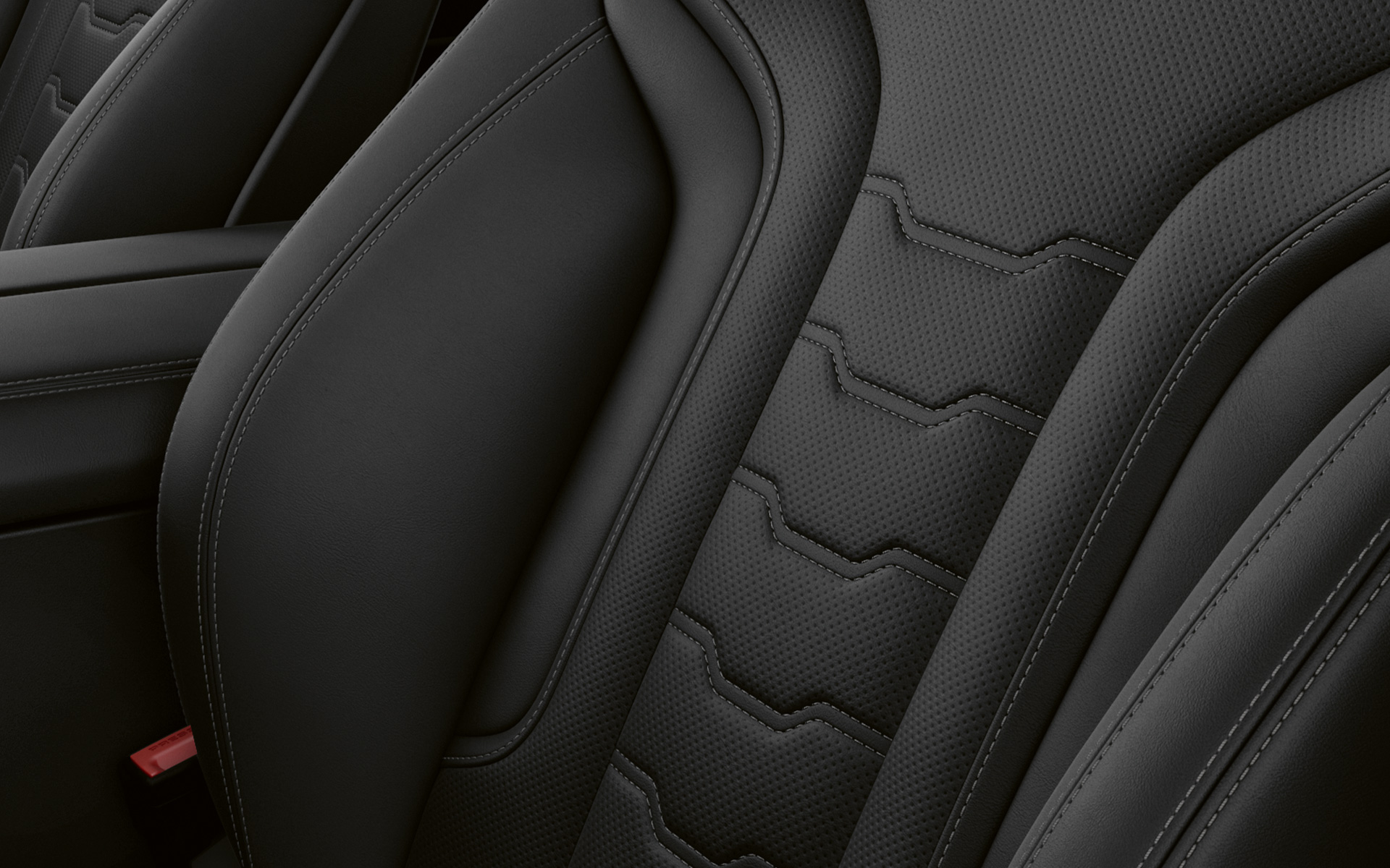BMW 8 Series Gran Coupé, Pure Contrast upholstery
