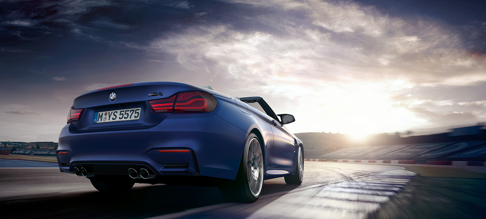 BMW M4 Convertible, details und equipment