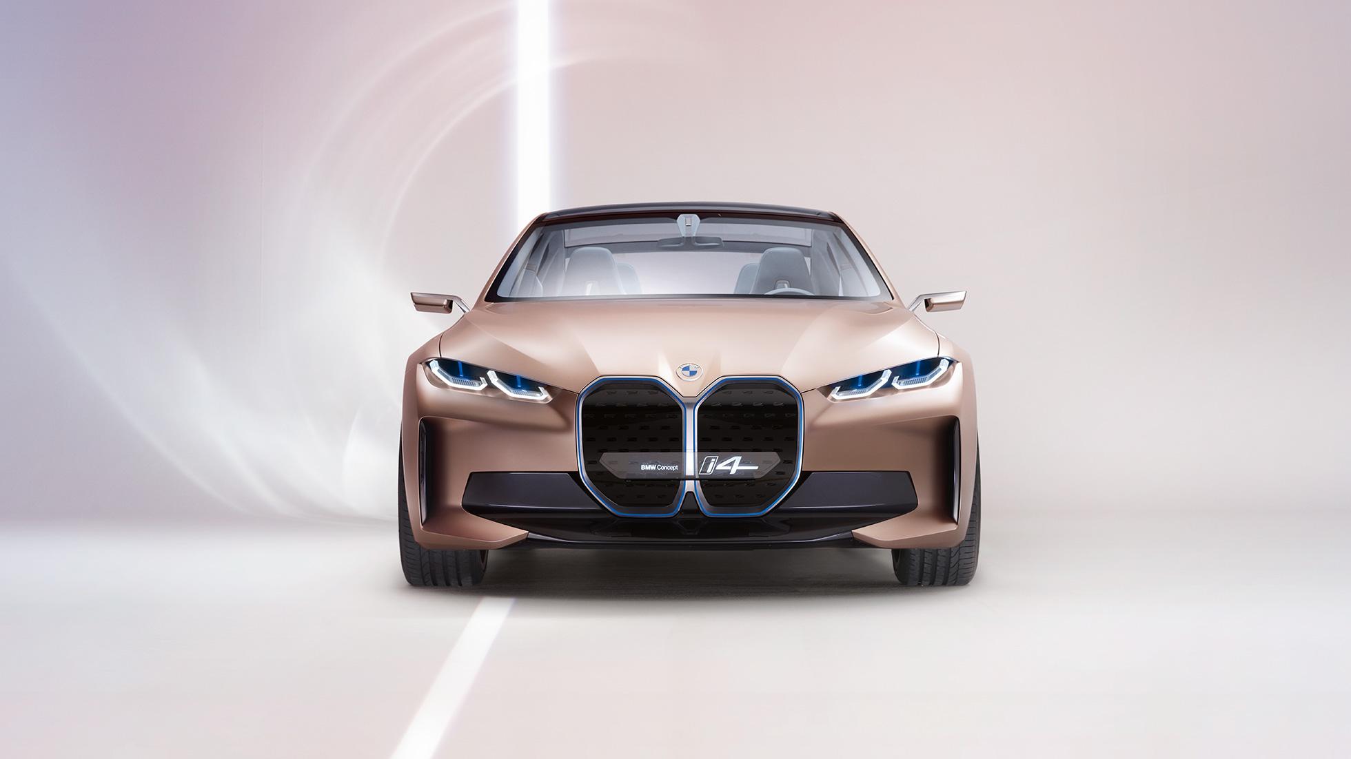 Bmw Concept I4 Concept Cars Bmw Ie